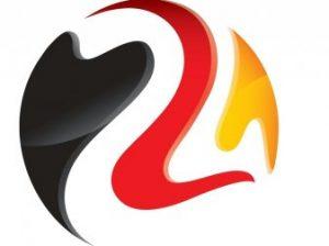 Logo der EM 2024